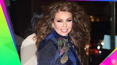 El vestido dorado no es el único: mira estos 'looks' con los que Thalía ha marcado tendencia