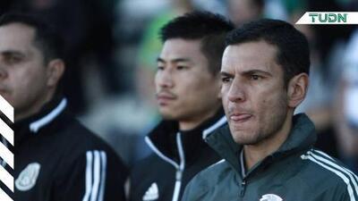 Lozano evita hablar sobre seleccionados mayores tras empate con Argentina