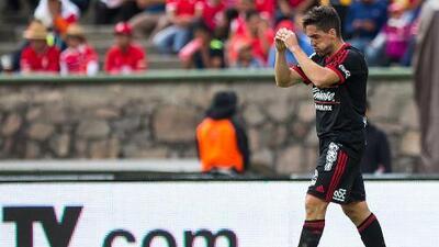 Gabriel Hauche y Rodrigo Salinas jugarán en Toluca