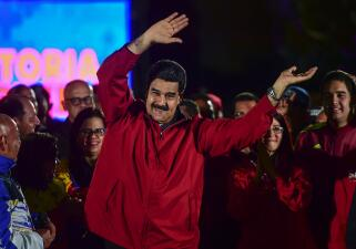 In photos: The growing list of Venezuelan officials sanctioned by the US