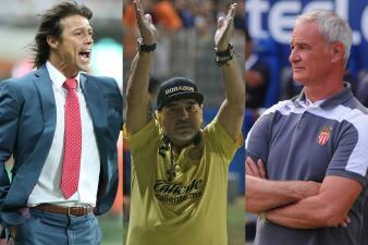 Grandes 'de segunda': técnicos famosos que como Maradona sobresalieron en ligas de ascenso