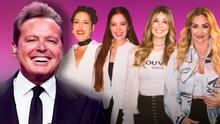 Estas son las 31 famosas en la lista amorosa de Luis Miguel (las confirmadas y las no reconocidas)