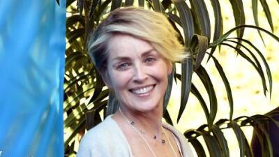 Sharon Stone vivió una experiencia cercana a la muerte tras su derrame cerebral