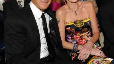 Antonio Banderas pagará pensión a Melanie Griffith