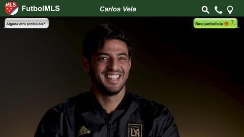 """Carlos Vela se confiesa como fan del Baloncesto y de """"El Chapulín Colorado"""""""
