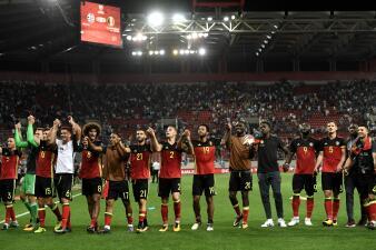 México, Rusia, Brasil, Irán y Japón tienen nuevo compañero: Bélgica