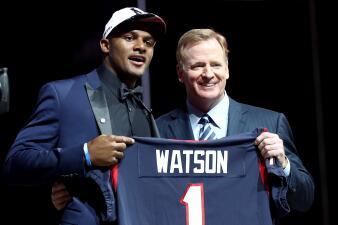 A detalle: Los 32 picks de la 1ª ronda del NFL Draft 2017
