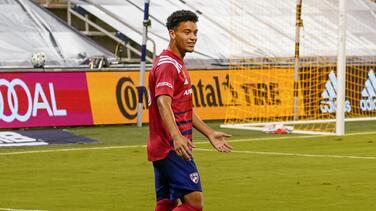 Otro canterano de FC Dallas a Europa: Brandon Servania a Austria