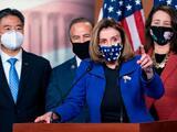 Pelosi anuncia planes de crear comisión como la del 9/11 que investigue el asalto al Capitolio