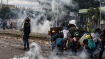 La violencia no da tregua en Colombia: las protestas dejan hasta ahora 24 muertos