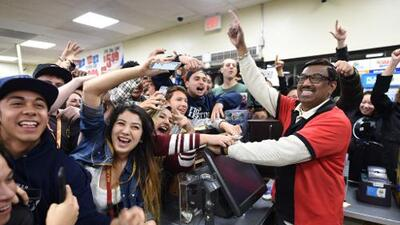 Regresa la fiebre por el Powerball al sur de California