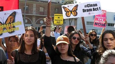 La Casa Blanca asegura que no apoya una extensión de DACA por tres años a cambio de dinero para el muro