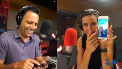 Omar y Argelia están pensando crear un 'reality show' para Instagram TV