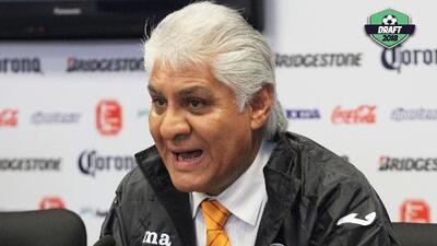Mario Trejo está en el Draft buscando refuerzos para que Veracruz salga de la lucha por el descenso