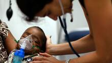 Se agotan los fondos para el programa de salud infantil CHIP en algunos estados