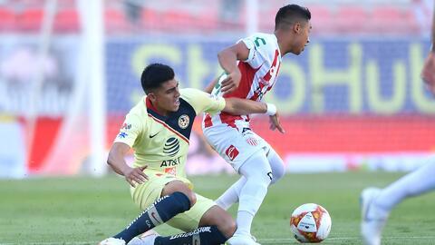 Los goles y las mejores jugadas del Necaxa - América