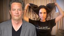 """""""A veces las cosas no funcionan"""": Matthew Perry rompe su compromiso con Molly Hurwitz"""