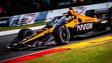 ¡Primer podio de Patricio O'Ward en IndyCar!