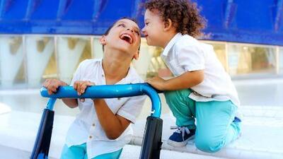 Por qué un niño con discapacidad es un maestro del amor incondicional