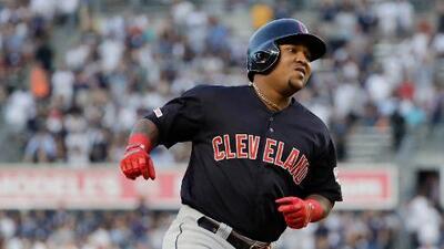 Indians conecta siete jonrones y aplasta a Yankees