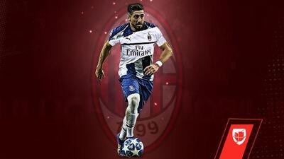 Héctor Herrera, cerca de llegar al Milan durante el verano