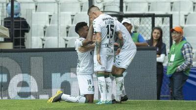 Cruz Azul 1-2 Santos Laguna: revive los goles del partido