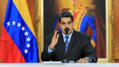 Nicolás Maduro acusa a dirigentes opositores de orquestar el supuesto atentado en su contra