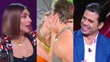 La participación y los besos de Pedro Moreno que dejaron huella en NBL y sorprendieron a Alejandra Espinoza