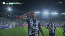 ¡Comandante! Mauro Quiroga anota el gol del empate para Pachuca