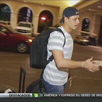 'Chicharito' Hernández y el Leverkusen ya están en Orlando para la Florida Cup