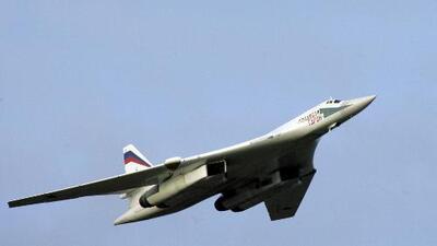 Los bombarderos rusos son parte de una estrategia del gobierno venezolano, dice analista político