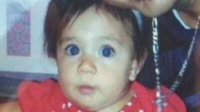 Alerta Amber para encontrar a una niña hispana de un año, secuestrada en Rancho Cucamonga