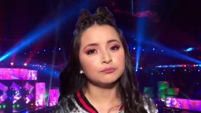 Abuchean a Rubí en los premios MTV MiAw al ser proclamada 'Bomba Viral': tenemos el video