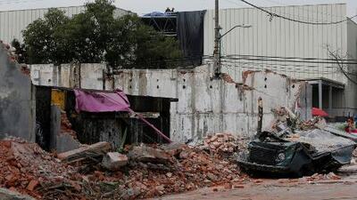 Tras terremoto en México de magnitud 8.2, aumenta el control a las réplicas
