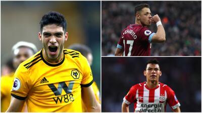 Agenda de Mexicanos: Jiménez va por la final de la F.A. Cup, Chucky y Chicharito por más goles