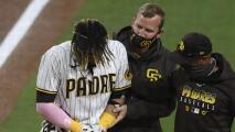 Fernando Tatis Jr. sufre una subluxación de hombro