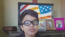 Niño venezolano en Florida le pide ayuda a Biden para que sus padres puedan regresar a EEUU