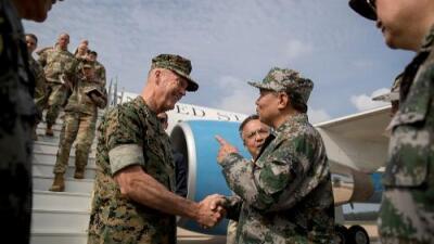 Ejércitos de EEUU y China acercan posiciones ante la creciente tensión con Corea del Norte