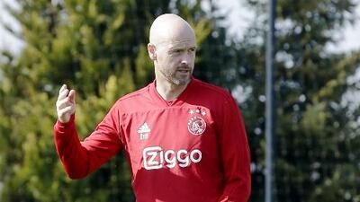 Erik Ten Hag tiene un plan especial para que Ajax elimine a Juventus de la Champions