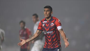 """Salcido: """"Preferí Veracruz sobre ofertas de la MLS"""""""