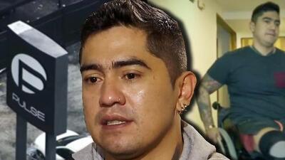 Más de 30 cirugías y sin caminar: las dolorosas huellas de la masacre de Pulse en este padre colombiano