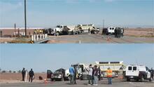 Al menos 15 muertos y varios heridos: lo que se sabe del accidente de tránsito en Holtville, California