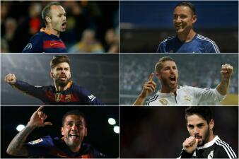 Las otras armas del Clásico Barcelona vs. Real Madrid