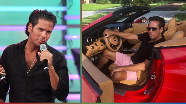 Desde su Lamborghini hasta sus viajes, Roberto Palazuelos presumirá y lo enseñará todo en un reality