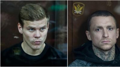 Kokorin y Mamáev, futbolistas rusos, abandonan la cárcel