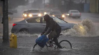 En alerta estados del centro del país por una fuerte tormenta que trae nieve y lluvias extremas