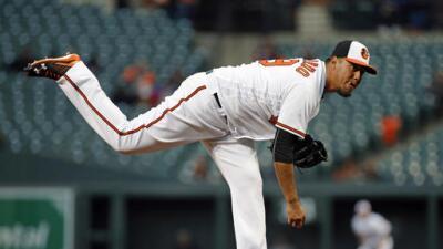 Yovani Gallardo domina a Twins en su debut y Orioles ganan
