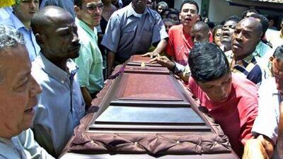 Número de tumba de legendario exfutbolista de su país hizo millonarios a 1,800 colombianos