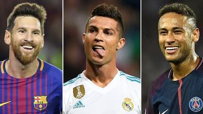 ¡Que lluevan los billetes! Estos son los futbolistas mejores pagados del planeta