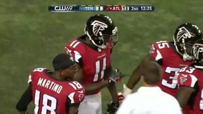Julio Jones touchdown